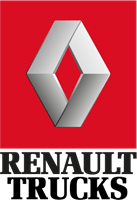 Logo veicoli commerciali leggeri (light commercial vehicles) Renault Trucks