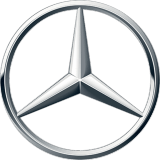 Logo mezzi pesanti (heavy vehicles) Mercedes Trucks