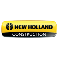 Logo mezzi pesanti (heavy vehicles) New Holland Construction