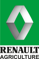 Logo trattori (tractors) Renault Agriculture