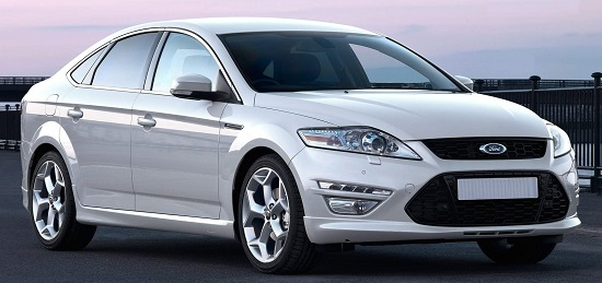 Ford Mondeo 2011 4 series