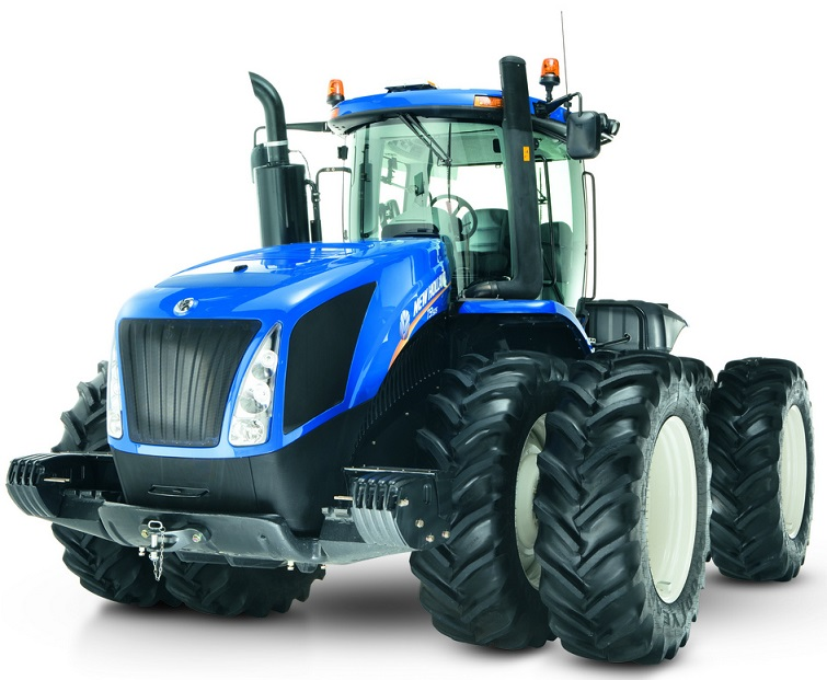 Trattore New Holland T9