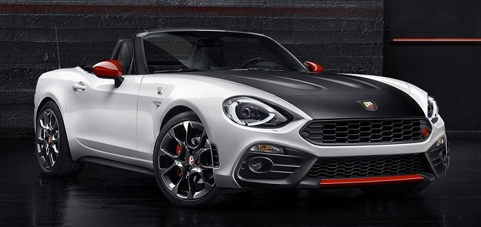 Abarth 124 Spider 2016 1400cc Turbobenzina Multiair
