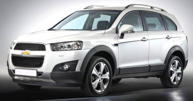 Chevrolet Captiva 2.2L Common Rail