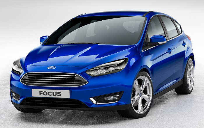 Ford Focus 1.5 70kW 2015
