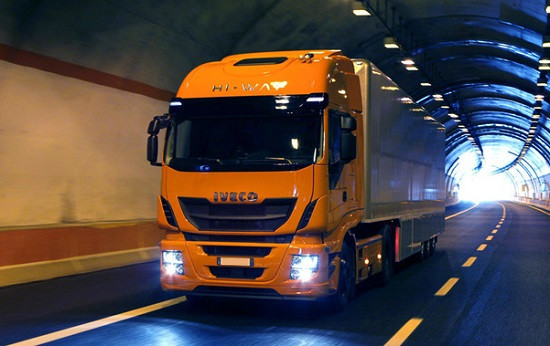 Iveco New Stralis Hi-Way