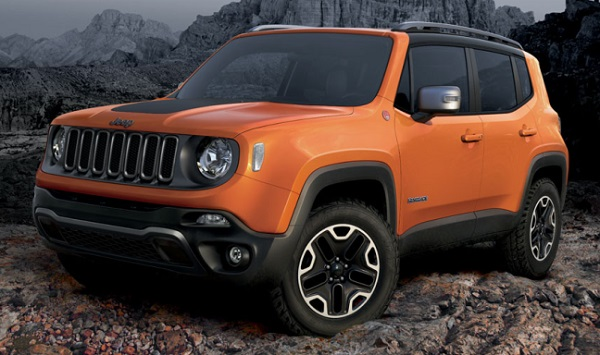 Jeep Renegade 1.4 Multiair benzina