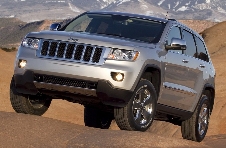 Jeep Grand Cherokee 2010 ECU MOTOROLA