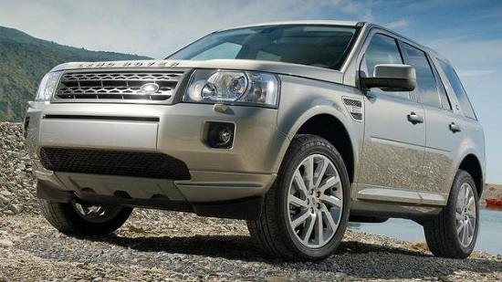 Land Rover Freelander 2 2200 My 2006
