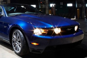 Ford Mustang GT 4.6L 2011