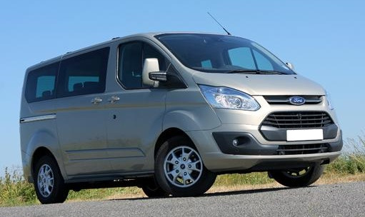 Ford Tourneo Custom con ECU Continental